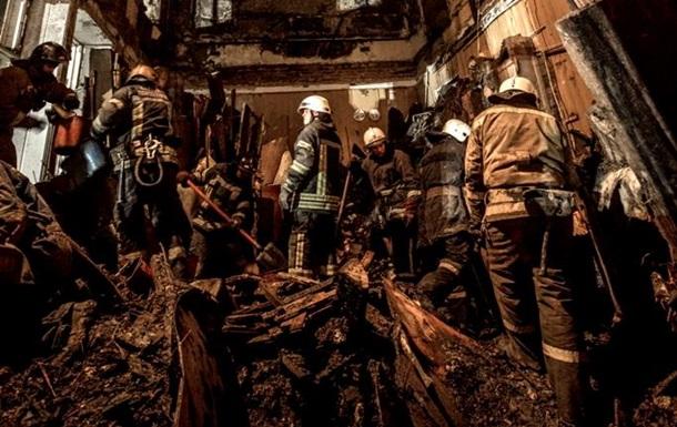 Пожежа в Одесі: під завалами знайшли ще два тіла