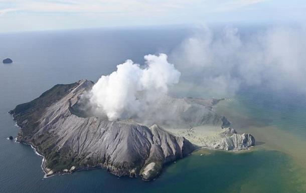 Виверження вулкана у Новій Зеландії: є жерви