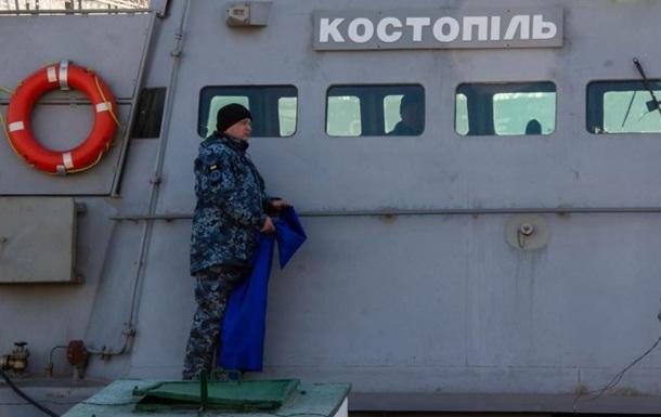 ЗСУ сформували дивізіон кораблів на Азові