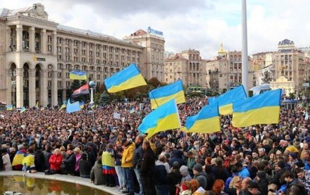 Київ охопили протести. Як це виглядає - відео з місць подій