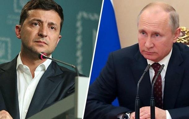Путін і Зеленський можуть зустрітися раніше, ніж планувалося - ЗМІ