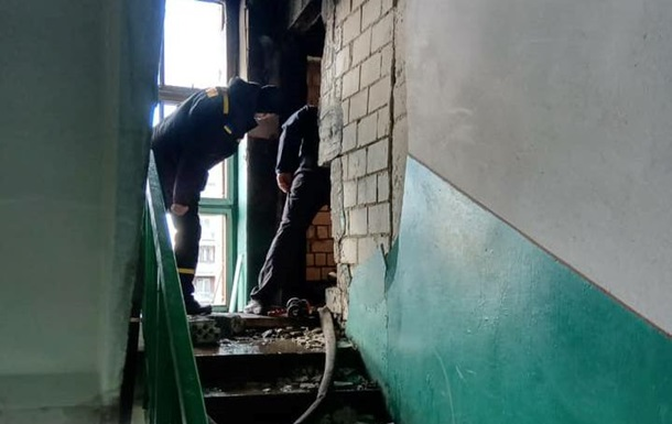 В жилом доме во Львове взорвался газ