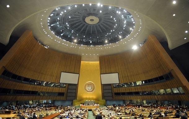 Генасамблея ООН прийняла другу резолюцію по Криму