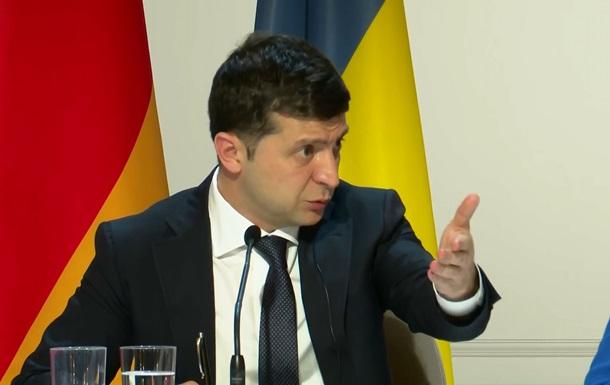 Зеленський: Федералізація України неможлива