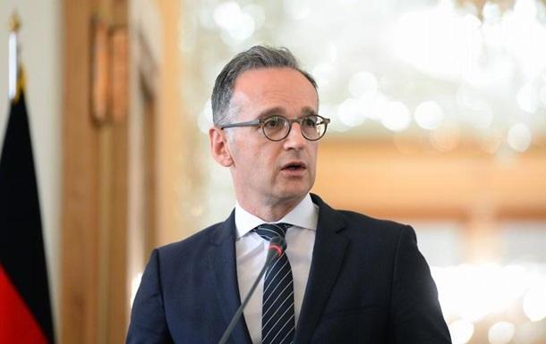 Глава МЗС ФРН поки не розраховує на пом якшення санкцій ЄС щодо Росії