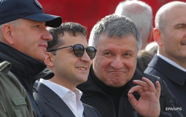 Аваков розповів про компроміс щодо питання кордону