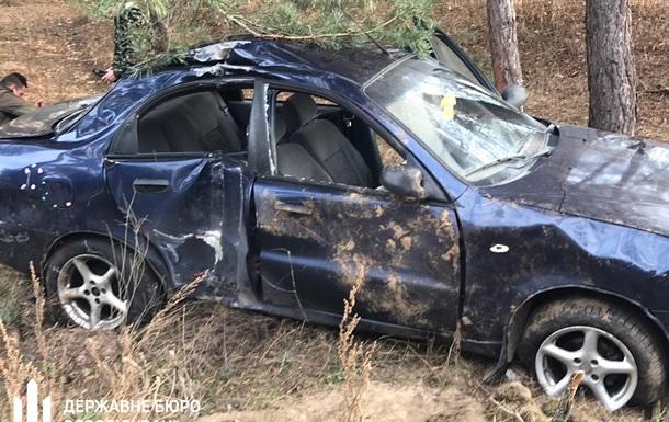 Чиновник Нацгвардії збив двох дітей - ДБР