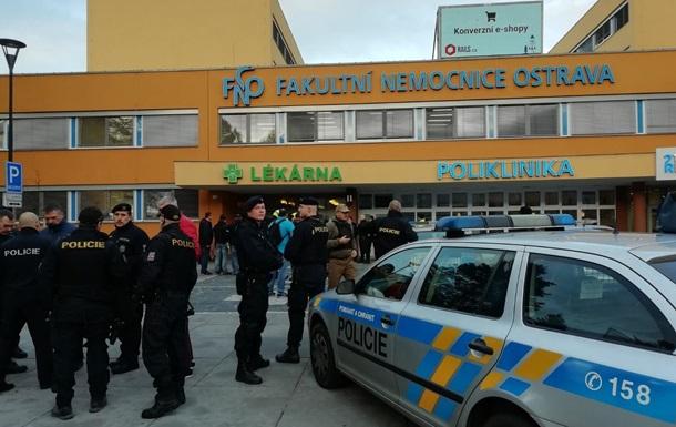 У Чехії пацієнт відкрив стрілянину в лікарні: четверо загиблих