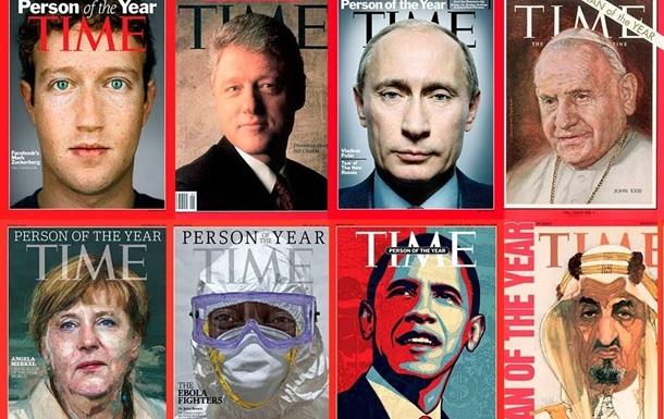 Time назвал претендентов на звание Человек года-2019