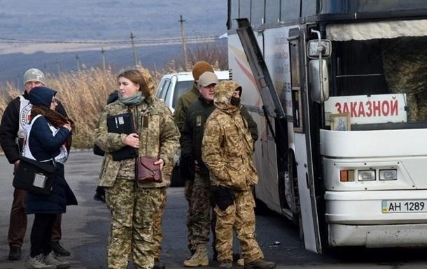 В  ДНР  предложили формулу обмена пленными