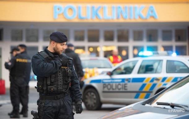 Бійня в чеській лікарні: стрілок наклав на себе руки