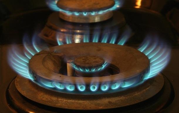 Тарифи на газ різко знизили наприкінці року