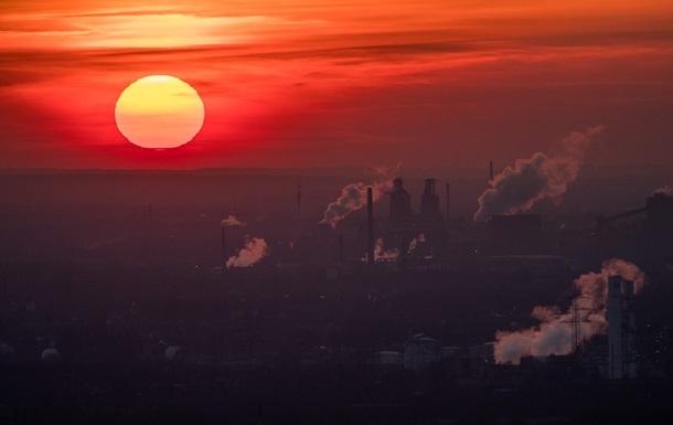Украина поднялась в Индексе защиты климата