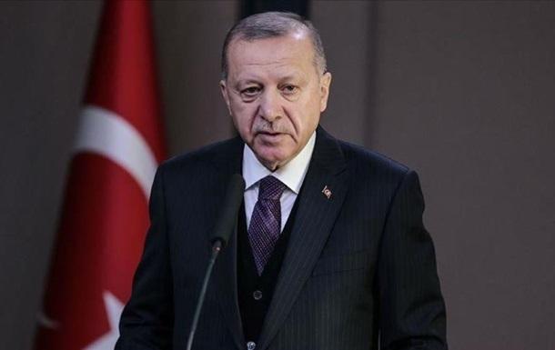 Релігія не дозволяє: Ердоган розповів, чому Туреччину не приймають у ЄС