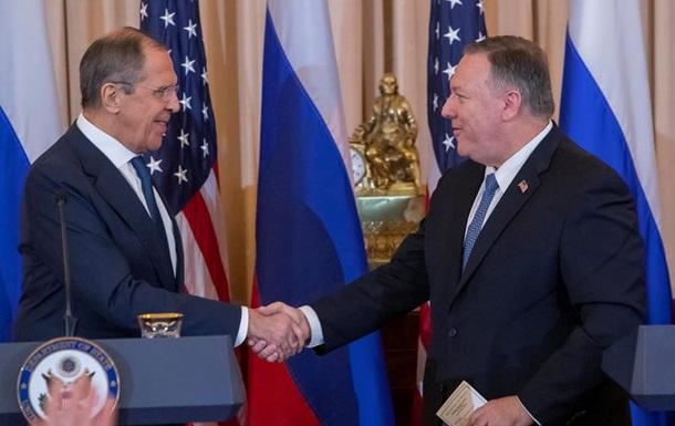 РФ запропонувала США продовжити договір з озброєнь
