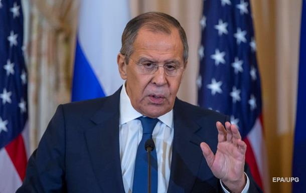 Лавров: Санкции США не остановят Северный поток-2