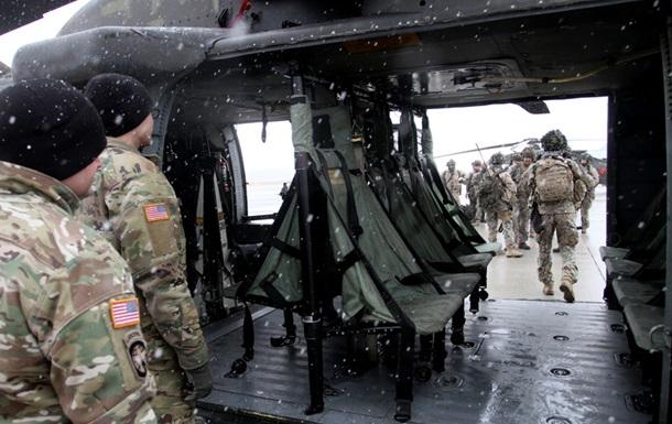 США запланировали крупнейшие за 30 лет военные учения в Европе