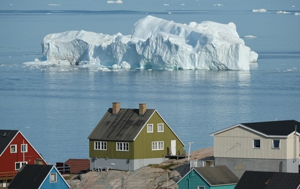Гренландія тане в сім разів швидше, ніж 20 років тому