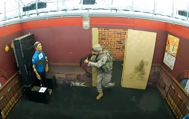 Для бійців ЗСУ відкрили тренувальний kill house