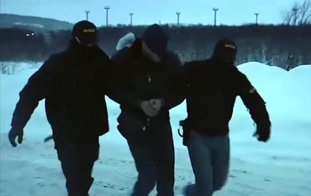ФСБ нашла в Мурманске  сторонника Правого сектора