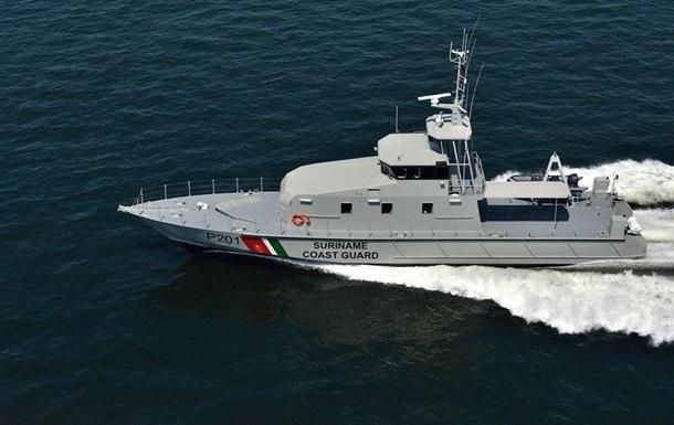 Кабмин одобрил контракт с Францией по патрульным катерам