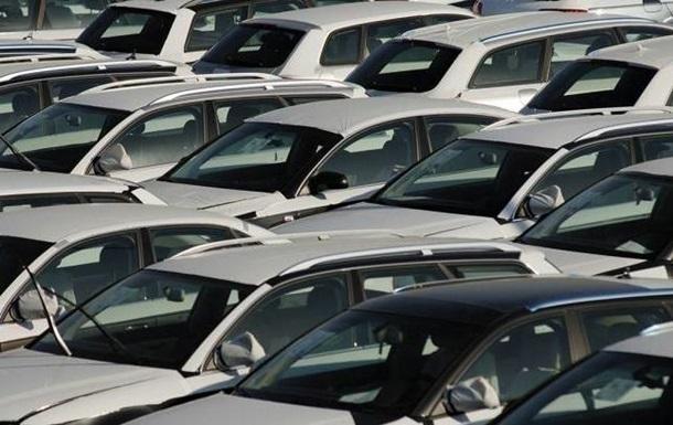 Автопроизводство Украины за месяц упало на 40%