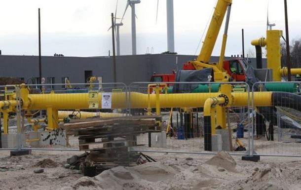 Финлядния и Эстония запускают свой газопровод