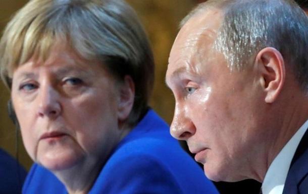 Уряд ФРН спростував заяву Путіна про вбитого в Берліні чеченця