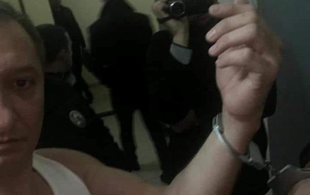 Бійка в Раді: затримано екс-нардепа від Свободи