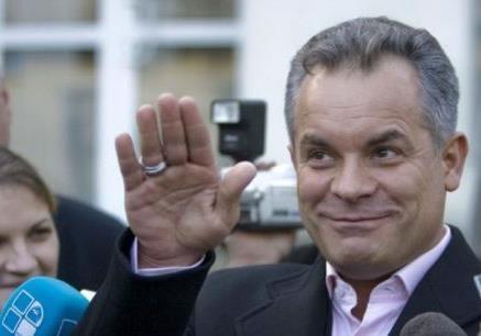Тимошенко отплачивает  Плахотнюку гражданством