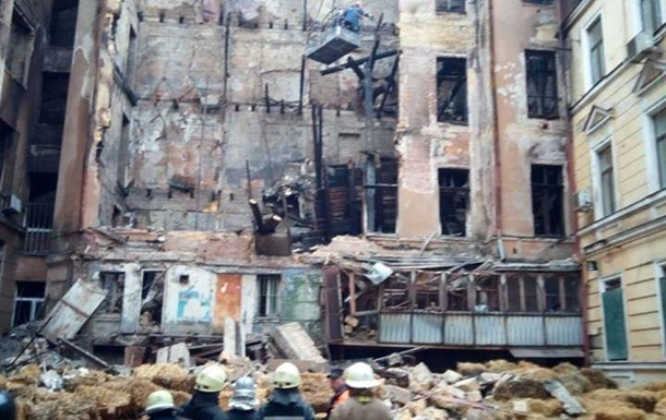 Названо імена 10 загиблих у пожежі в Одесі