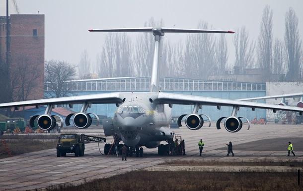 ВСУ получат второй за год обновленный Ил-76МД