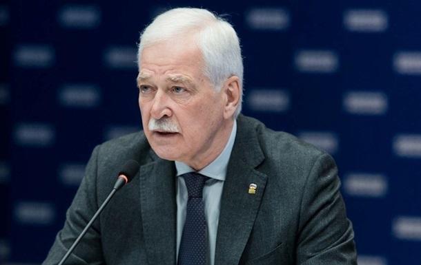 РФ против изменений минских соглашений - Грызлов
