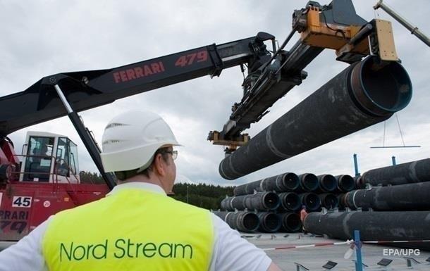 У Німеччині прокоментували санкції США проти Північного потоку-2