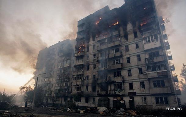 В ООН подсчитали, сколько домов разрушено из-за боевых действий на Донбассе