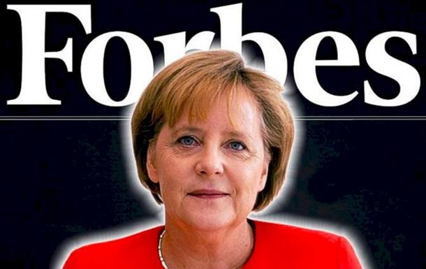 Forbes назвав найвпливовішу жінку 2019 року