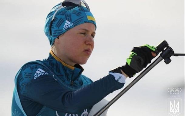 Меркушина завоювала срібло на етапі Кубка IBU в Риднау