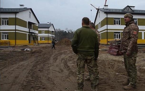 Для нових бригад ЗСУ побудують сучасні військові бази