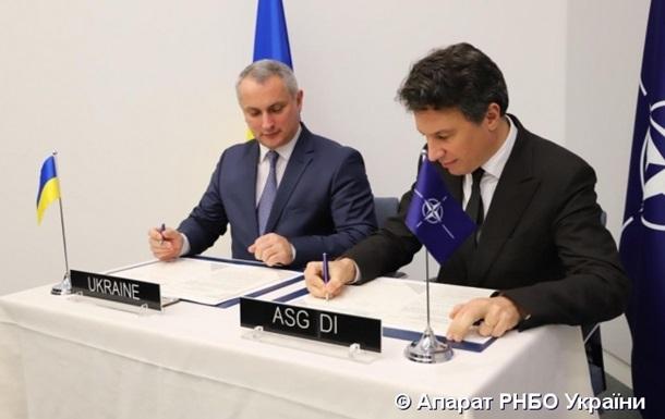 Україна і НАТО відновили дорожню карту
