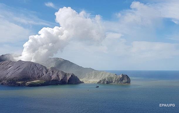 На острові в Новій Зеландії виявили тіла шести жертв виверження вулкана