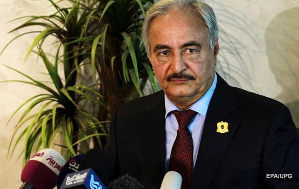 Хафтар оголосив про вирішальну битву за Тріполі