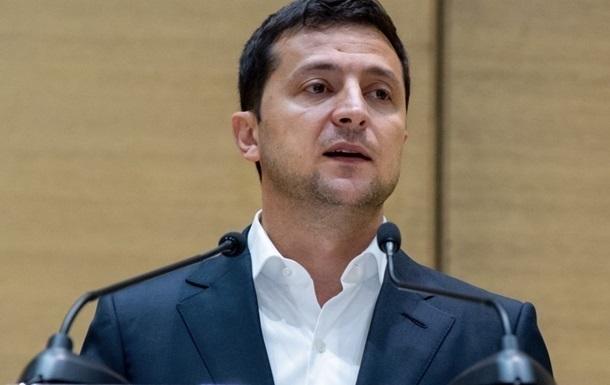 Зеленский высказался об отмене показа Слуги народа в России
