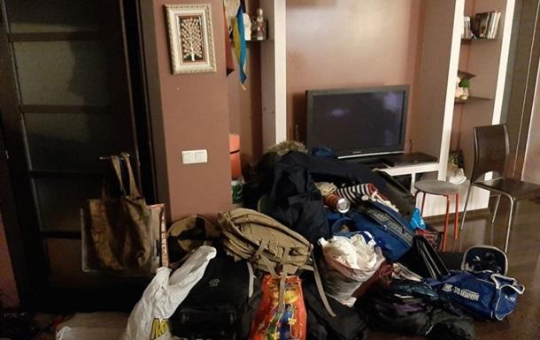 Дело Шеремета: Полиция обыскала дом волонтеров