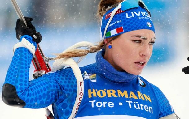 Хохфильцен: Вирер выиграла спринт, Валя Семеренко в топ-10