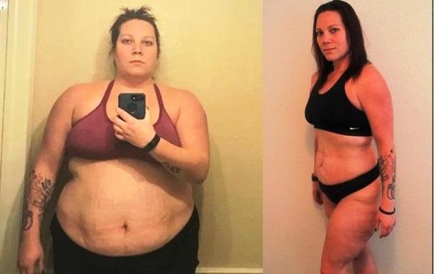 Американка похудела на 100 килограммов, чтобы не стать интернет-мемом