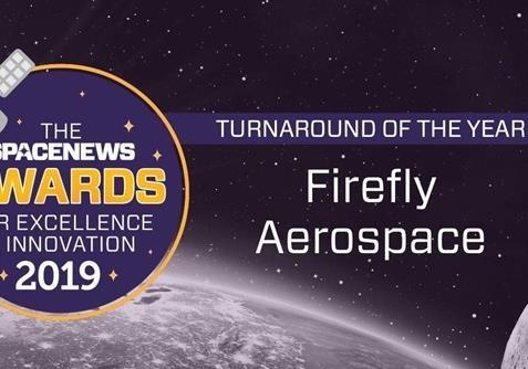 Firefly Макса Полякова стала  прорывом года  по версии ведущего космического изд