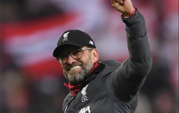 Клопп продлит контракт с Ливерпулем