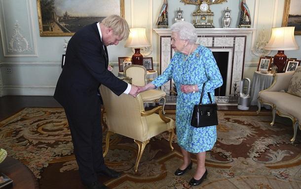 Джонсон отримав від королеви дозвіл сформувати уряд