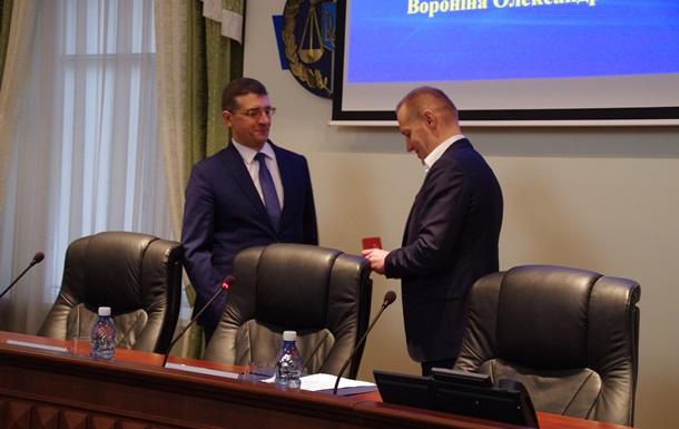 У Черкаській області призначили нового прокурора