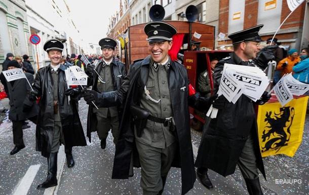 Карнавал у Бельгії виключили зі списку ЮНЕСКО за антисемітизм